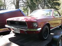 65-73 Mustang Parts & odds/ends---Need to clear out everthing---