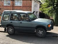 Landrover discovery early 300tdi