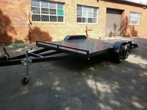 car trailer new 15x6'6 + winch post Carlton Kogarah Area Preview