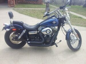 2013 Wide Glide for sale