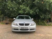 2008 58 BMW 3 SERIES 3.0 330D AUTHORITIES 4D 228 BHP DIESEL