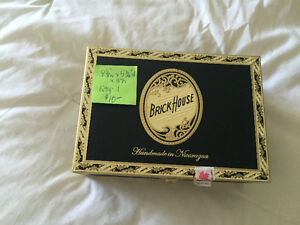 Brick House cigar box for sale