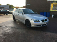2006 BMW 520d 2.0TD 2 SE,SALOON,ONLY 113000 MILES WITH FULL SERVICE HISTORY