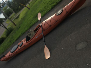SOLD!      Wilderness systems tsunami 145 kayak