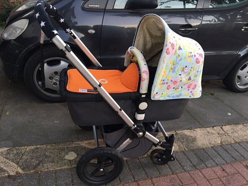 Bugaboo camelon with a lot of extra