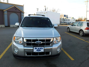 Ford Escape Limited 2012 4WD Leather Loaded