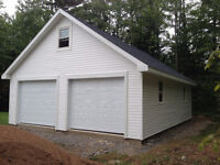 GARAGES, HOME RENOVATIONS, STORAGE SHEDS AND POOL HOUSES