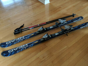 Head mens skis