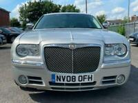Crysler c300 Crd 2008 automatic silver very good lux car. Cheap any part x call.