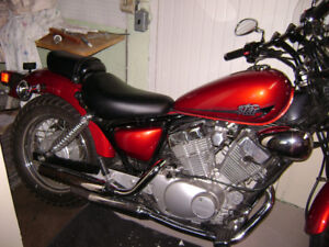 Yamaha V-Star Motorcycle 250/Twin