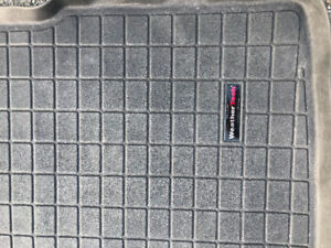 WeatherTech Trunk liner for VW Passat