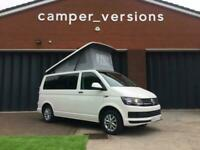 VW T6 Transporter Campervan 2018   Air Con   Cruise   DAB   Bluetooth   18k mile