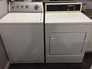 * Washer and dryer * - $200 (Cloverdale)