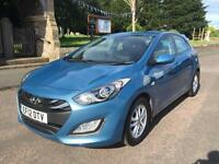2012 12 HYUNDAI i30 1.6 CRDi DIESEL BLUE DRIVE ACTIVE STOP START MANUAL HATCH