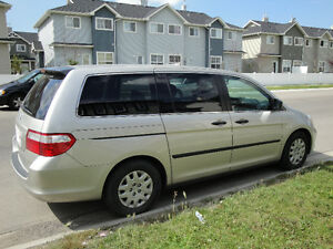 REDUCED FOR QUICK SALE - 2007 Honda Odyssey Minivan,