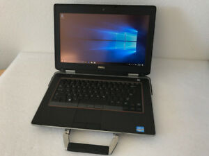Core i7-HDMI =Dell Lat E6420ATG 2.7ghz_8gb_128SD_DVD_BT_WiFi_Cam