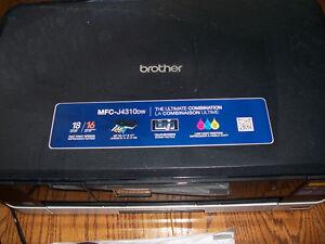 Used Color Ink-Jet Printers