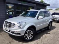 Ssangyong Rexton W 2.0TD 4X4 T-Tronic EX **Full Ssangyong Service History**