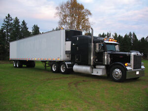 48 reefer trailer  Good Potato Hauler