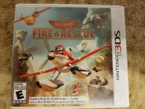 Planes Fire and Rescue 3DS
