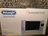 Microwave almost new