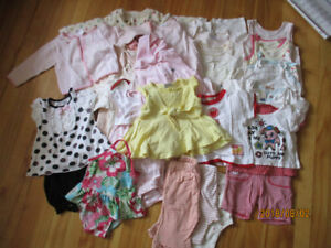 12 to 18 Month Girls Baby Clothes