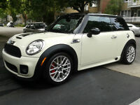 2009 MINI John Cooper Works Coupé (2 portes)