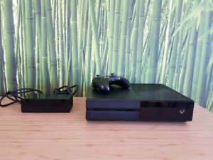 Xbox One 500GB Black