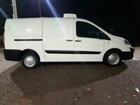 REFRIGERATED Chiller Van Insulated/refrigerated Year 2012 Citreon Dispatch L2 H1.berlingo.vivaro.