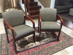 8 Arm Chairs