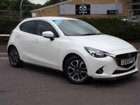 2015 Mazda 2 5dr Hat 1.5 90ps Sport Black 5 door Hatchback