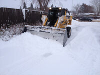 Snow Removal and Sanding