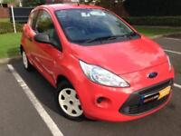 Ford Ka 1.2 ( 69ps ) ( s/s ) 2012.25MY Studio. Only 14.9k Miles.