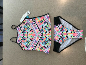 Girls swimsuit size 16 Youth - New with tags
