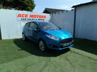 2014 64 FORD FIESTA 1.0 EcoBOOST TITANIUM X 3 DR STOP/START,ONLY 9300 MILES