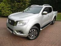 2016/66 Nissan Navara Acenta+ 2.3dCi 4WD AUTO DOUBLE CAB PICK UP
