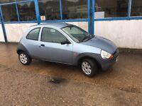 2007 ford ka. very low mileage