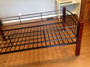 Single bed with mattress.  Peterborough Peterborough Area image 3
