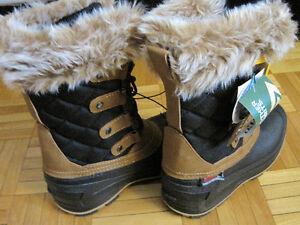 Winter Boots size 5 - Bottes d'hiver fabrique en Canada