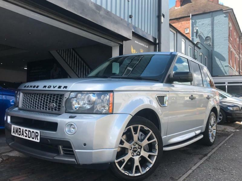 2007 land rover range rover sport 2 7td v6 hse autobiography hst spec in moseley west. Black Bedroom Furniture Sets. Home Design Ideas