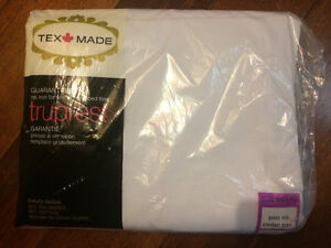 White Queen Fitted Sheet $10