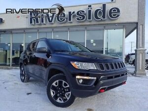 2017 Jeep Compass Trailhawk  - Leather Seats -  Bluetooth - $208