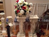 HUGE CLEARANCE ON WEDDING FLORALS AND MUCH MORE