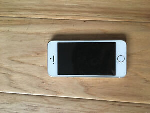 PERFECT CONDITION iphone 5s GOLD 16gb