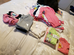 Baby Girl Clothing (BNWT)