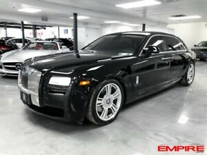 Rolls-Royce Ghost EWB LONG V12 6.6L 2012