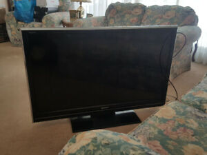 "Sharp Aquos 46"" LCD  TV"