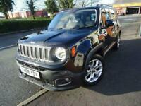 2016 Jeep Renegade 1.4 LONGITUDE AUTO 5d 138 BHP Estate Petrol Semi Automatic