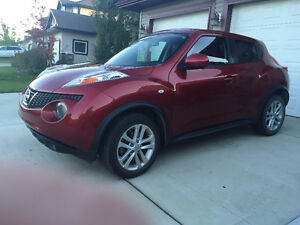 2013 Nissan Juke SUV, Crossover, 6 Speed