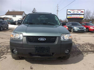 2005 Ford Escape XLT SUV, Crossover London Ontario image 9
